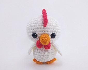 Amigurumi Patterns Free Crochet Pdf : Crochet pattern pdf amigurumi mama hen chicken crochet