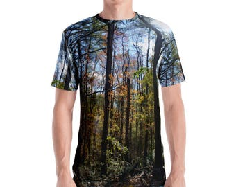 Forest Printed Tee