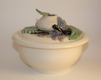 Dragonfly bowl