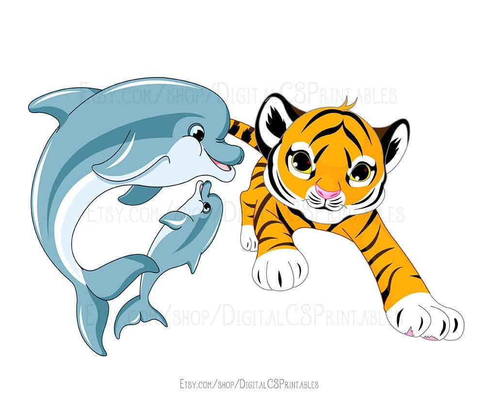 cute animal clipart cute clipart safari animal clipart animal png rh etsystudio com