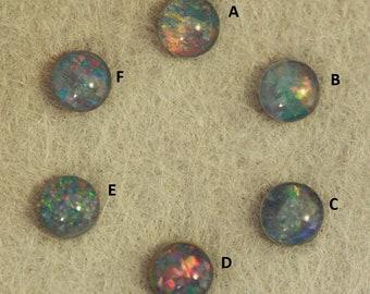 5mm Australian Opal Triplet
