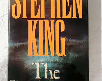 "Stephen King, ""The Dark Half"", First Edition, Second Print"