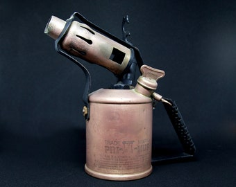 Vintage Paraffin Blow Lamp / Torch   Primus 632