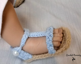 Girl Crochet Baby Sandals: crochet baby sandals, Baby shoes, Baby shower gifts, baby booties, baby shoe, new born shoes, baby sandals