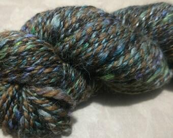 Alpaca Blend Yarn - Colors of the Earth 2 of 2 - Handspun