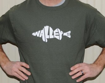 Walleye T Shirt