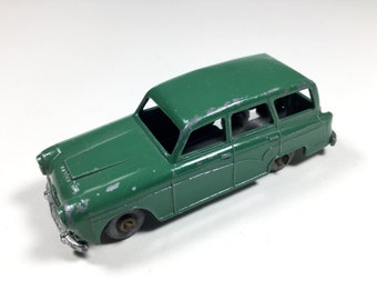 Vintage Toy Car No 15 Austin A95 Westminster Countryman Green Diecast Toy by Budgie