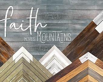 MAZ5169 - Faith Moves Mountains