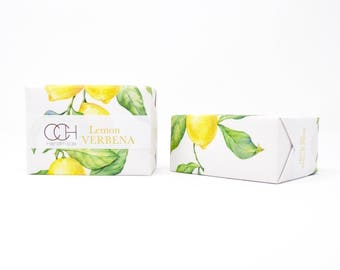Lemon Verbena - 4 Bar Collection FREE Shipping