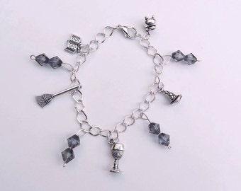 witches charm bracelet
