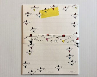Japanese Stationery Letter Writing Set by  Subikawa -  Kotori