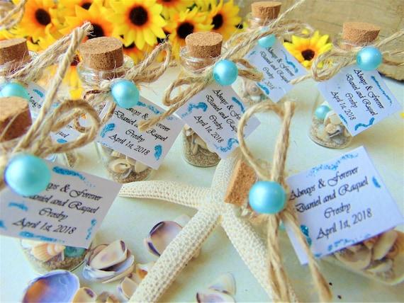mylovelyweddingday - Beach Wedding Favors,Message in a bottle ...