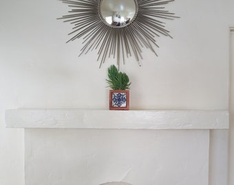Flower Pot / Talavera Planter / Talavera Plant Pot / Mexican planter / Spanish Tile / Tile Planters / Spanish Mexican Talavera / Plant Pot