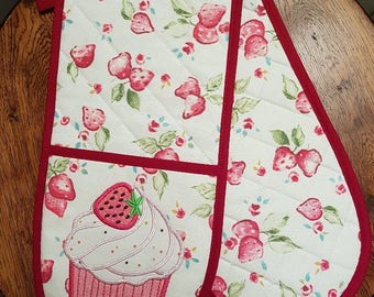 Oven Gloves Sewing Instructions
