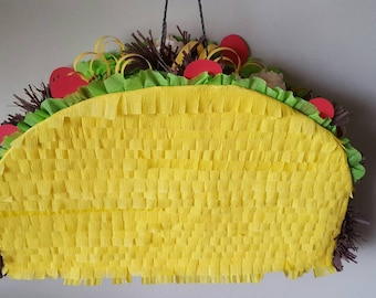 Taco Pinata for any Party