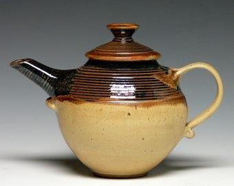 Stoneware Teapot, Ceramic Teapot, Pottery Teapot