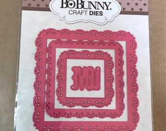 BoBunny Love Squared Dies - New