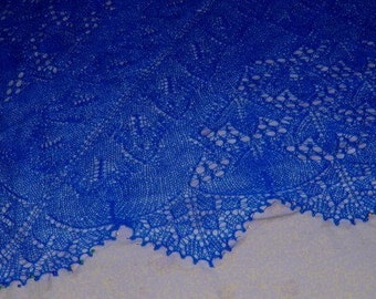 Sweet Tango Shawl knitting pattern pdf