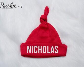 ... red b795b 2952e cheap knot newborn hat baby knot hats baby boy knot hat  newborn hat 841af b0c65 ... 92f21f78d14