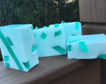 Frozen Glycerin Soap