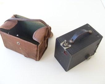 Vintage Kodak Brownie No.2 Camera 1920's Collectable Box Camera
