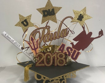 Party/2018 Graduation  Centerpieces/High School/College/Party