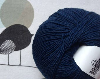 WOOL blue midnight NEOUX - FONTY