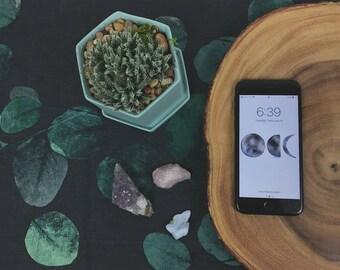 Luna Wallpaper for iPhone