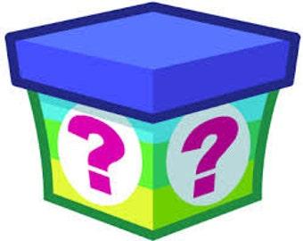 Crochet Mystery Box