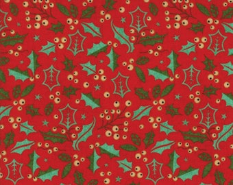 Berry Merry 30472-14 by Basic Grey For Moda