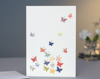 Butterfly Dream Card