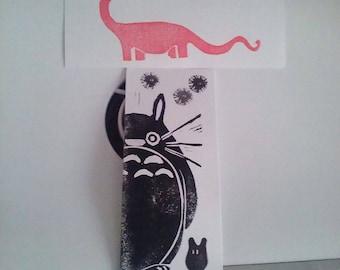 Set of 3 prints (bookmark format)