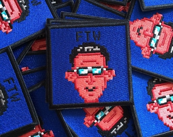 Bernard FTW - Maniac Mansion Fan Patch