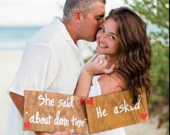 """Engagement Signs 