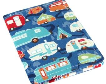 Camper Wallet, Womans Wallet, Slim Wallet, Travel Wallet, Credit Card Holder, Credit Card Wallet, Wallets For Women, Front Pocket Wallet