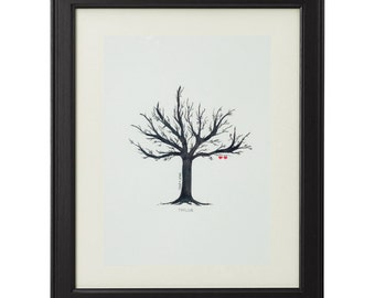 Family Tree custom illustration