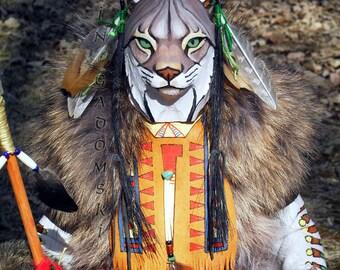 Lynx Manitou (Spirit or Totem)