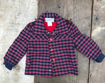 Vintage Saks Fifth Avenue Kids 2T Coat
