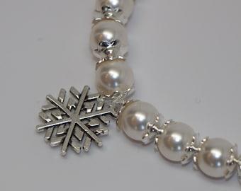 Swarovski Crystal Pearl Bracelet