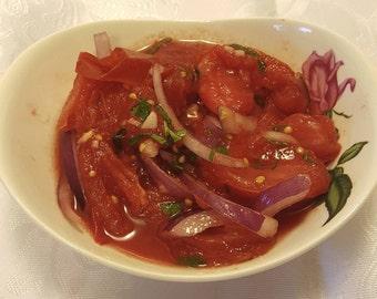 Cilantro recipes pdf instant download salad recipe tomato salad recipe pdf instant download tomato salad salad recipe mediterranean salad healthy easy recipes healthy vegan recipes forumfinder Images