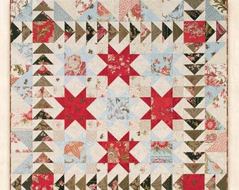 Sweet Spot Quilt Pattern, Schnibbles - Moda Fast Shipping PT567