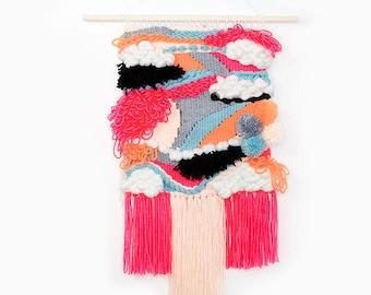 MADE TO ORDER! Weave wall hanging, Wall decor, Weaving, Tapestry, Fiber Art, Handwoven, wallhanging, Wall Art, Handmade