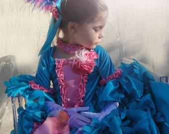 Marie Antoinette Set Dress-up.
