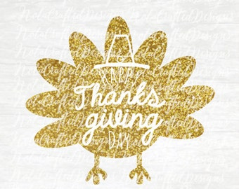 Happy Thanksgiving Day Svg - Happy Thanksgiving Png - My First Thanksgiving Png - My First Thanksgivng Svg - Turkey Svg - Turkey Png