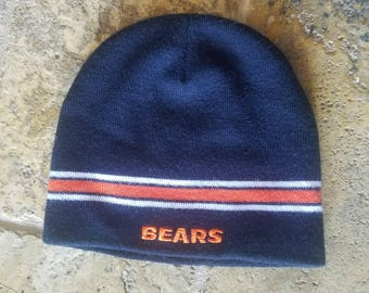 Chicago Bears beanie 10/10 Condition