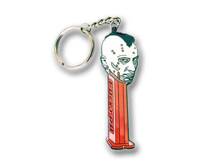 Bickle Dispenser Keychain