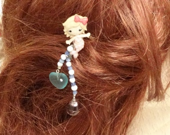 Mermaid and freind Hair Comb set