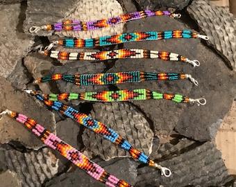Navajo Friendship  Bracelets