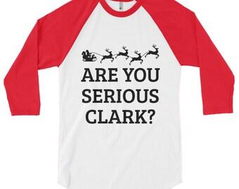 Christmas Vacation Shirt - Christmas vacation, Christmas tshirts, raglan t shirt, raglan baseball, raglan shirt, Christmas shirts for women
