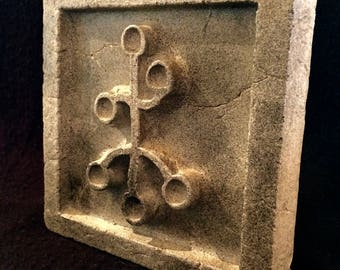 Magic rune in Norse mythology to bring sucsess in all business.